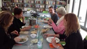 Cultural Kitchen - Essen wie zu Luthers Zeiten
